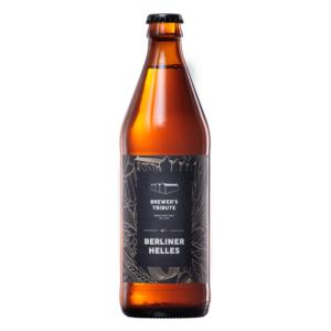 Brewers Tribute Berliner Helles